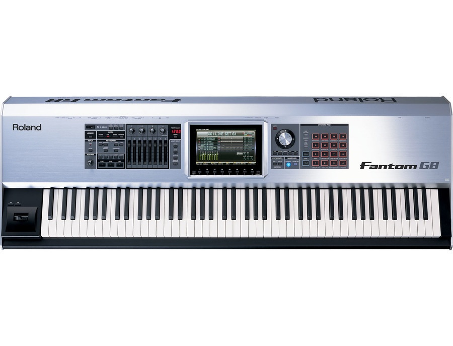 Roland fantom g8 workstation xl