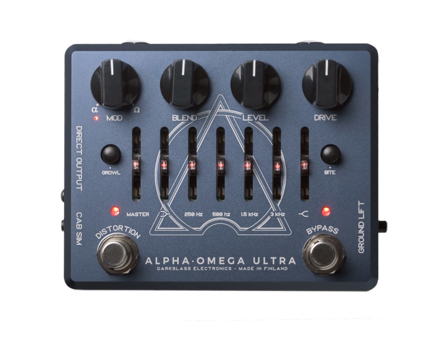 Darkglass alpha omega ultra xl