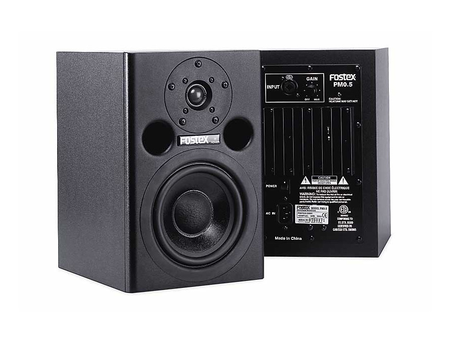 Fostex PM0.5 Studio Monitor