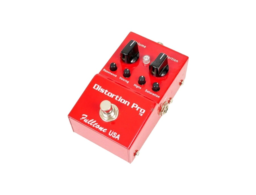 Fulltone Distortion Pro Effects Pedal