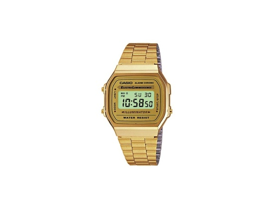Casio A168WG-9EF Men's Digital Watch