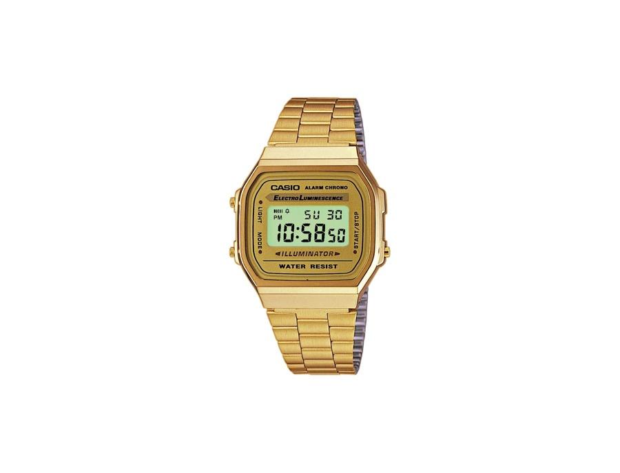 Casio A168WG-9EF Men's Digital Watch
