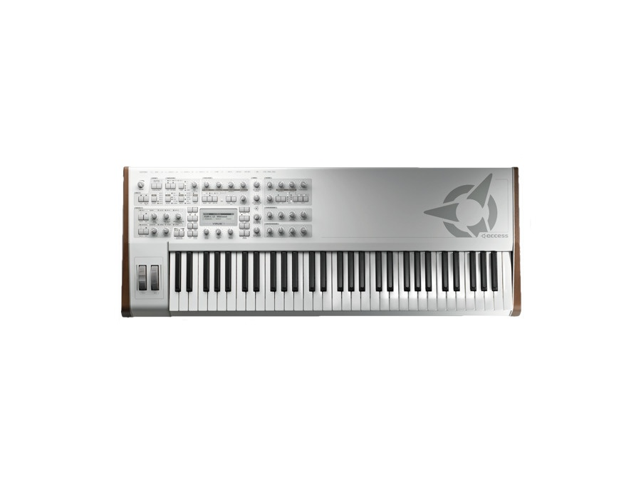 Access Virus TI WhiteOut Keyboard Limited Edition