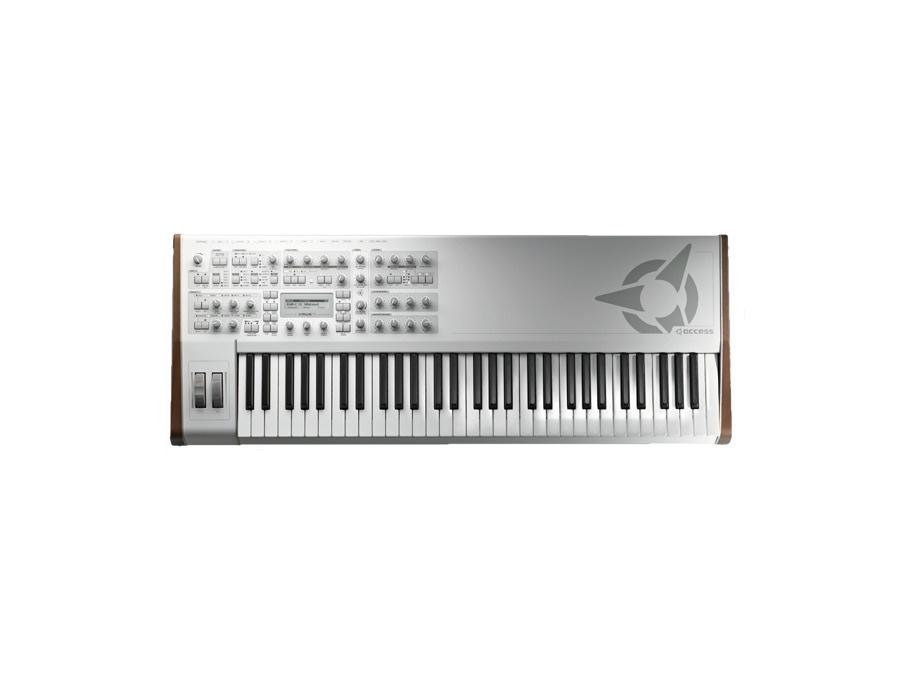 Access Virus TI WhiteOut Keyboard Limited Edition