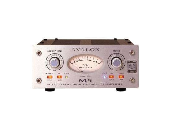 Avalon M5 Mic Preamp