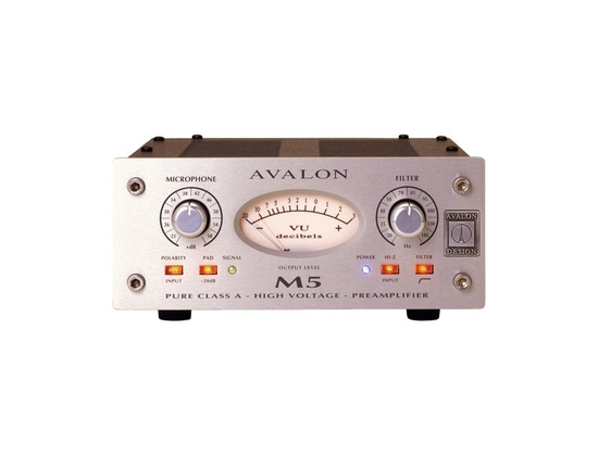 Avalon M5 Mic Preamp
