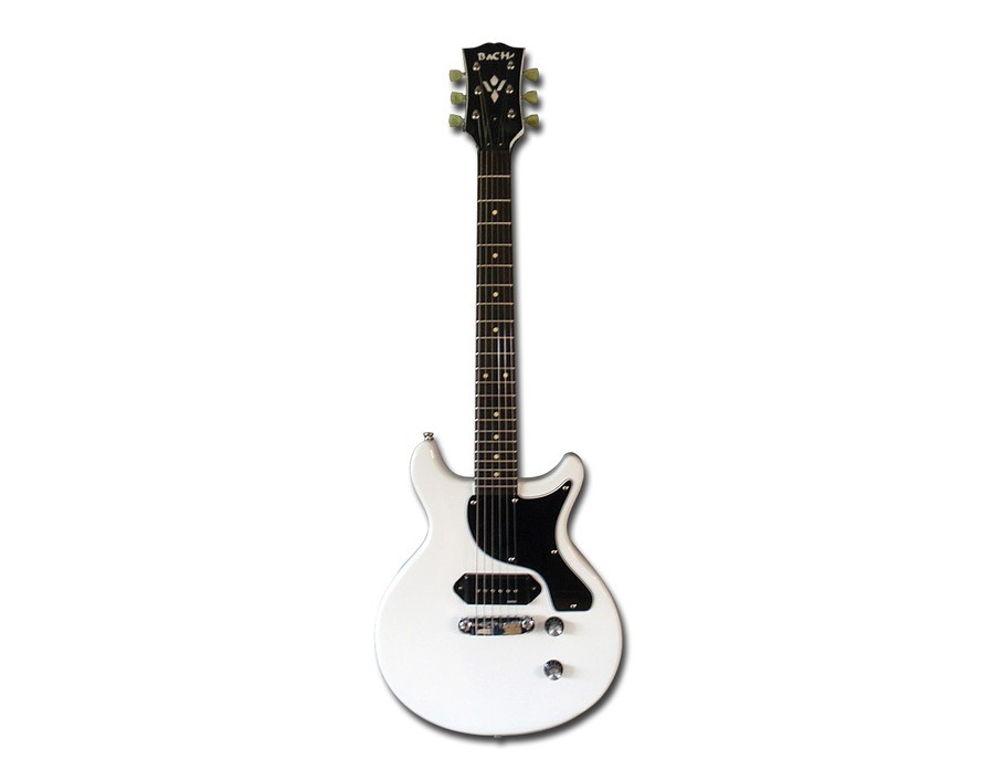 Maestro By Gibson Double Cutaway White Reviews Prices Equipboard