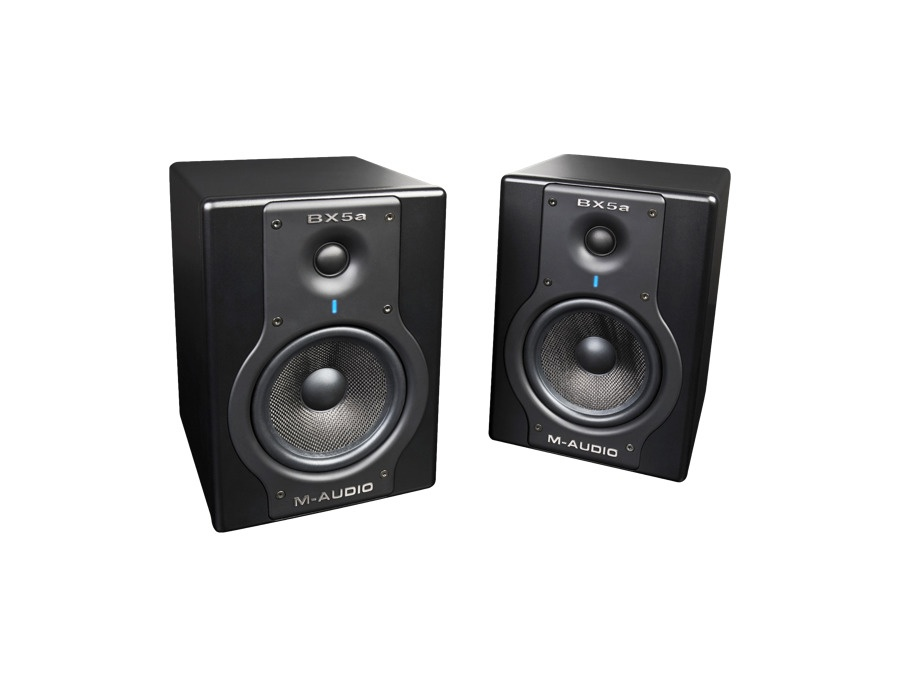 M audio bx5a deluxe studio monitor xl