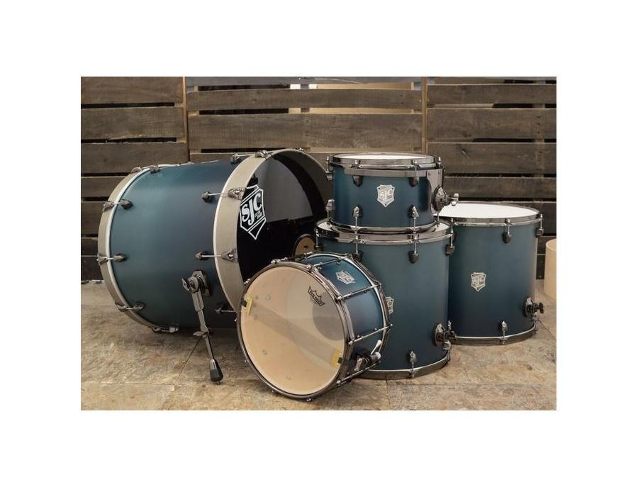 SJC Rian Dawson Custom Drum Set Reviews & Prices | Equipboard®