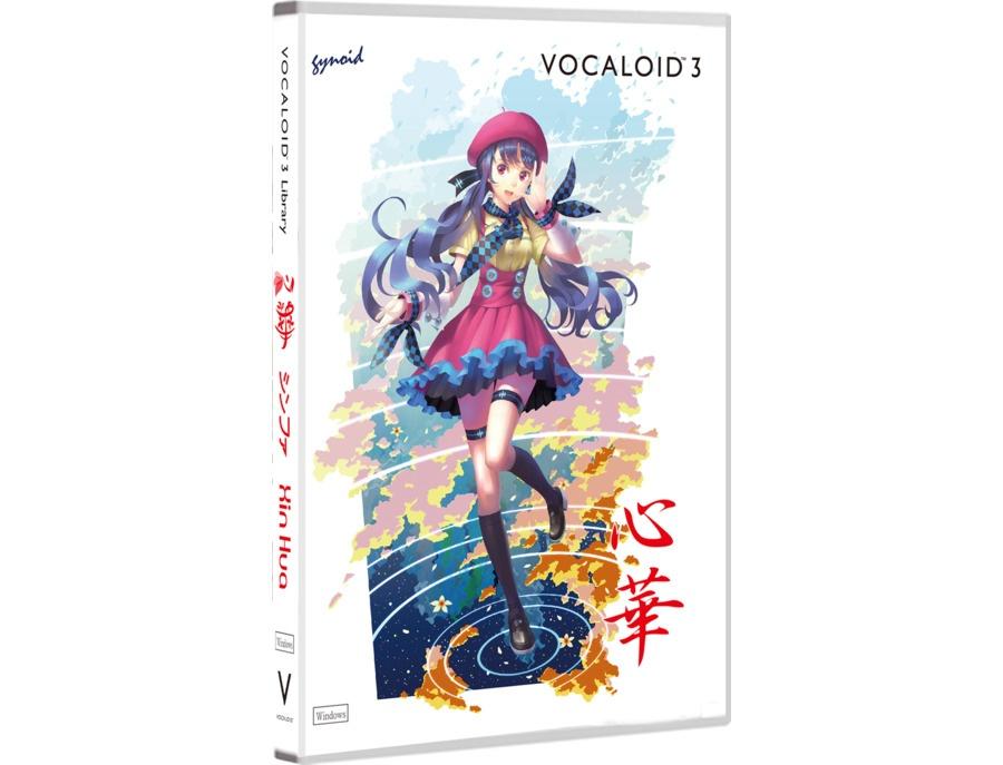 VOCALOID3 Xin Hua