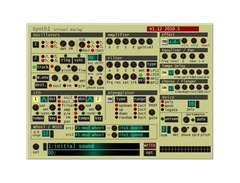 Synth1 by Ichiro Toda Software Synthesizer