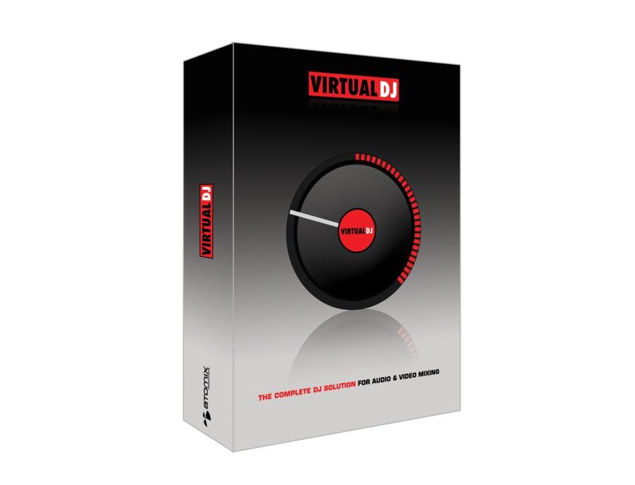 VirtualDJ Home