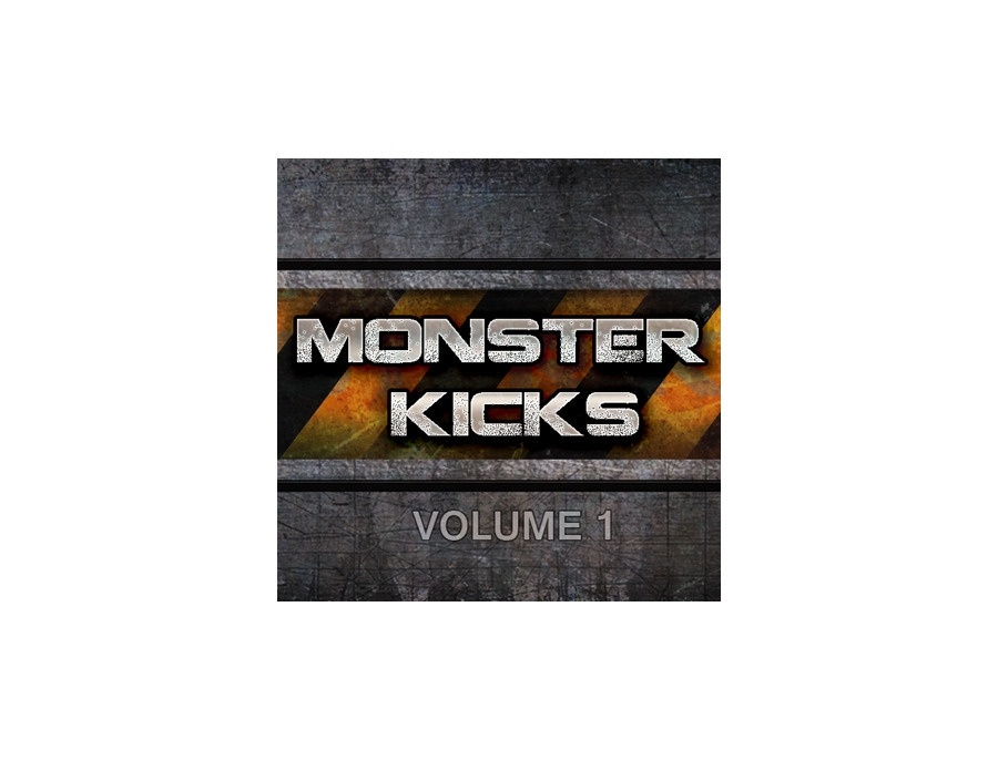 Black Octopus Sound Monster Kicks Volume 1 Sample Pack