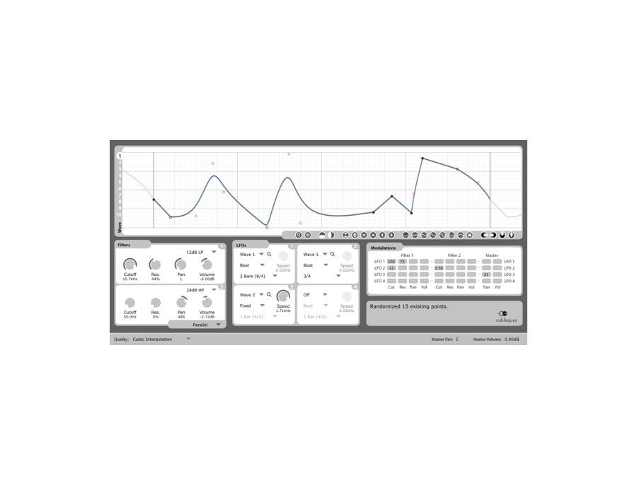 Cableguys filtershaper 2 plugin xl