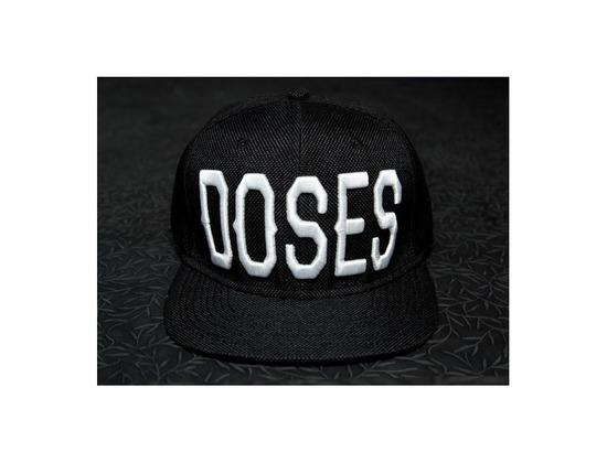 Daily Doses Hemp Strapback Hat