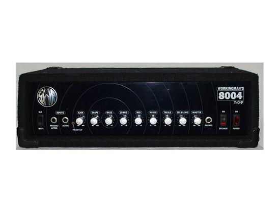 Bass Amplifier Heads Equipboard 174