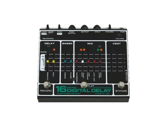Electro-Harmonix 16 Second Delay Pedal