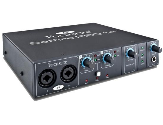 Focusrite Saffire PRO 14 Audio Interface