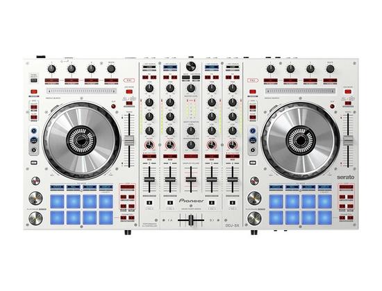 Pioneer DDJ-SX Performance DJ Controller White