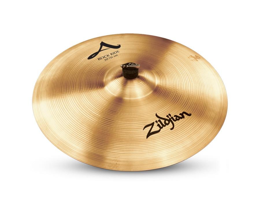 Zildjian 20 a rock ride xl