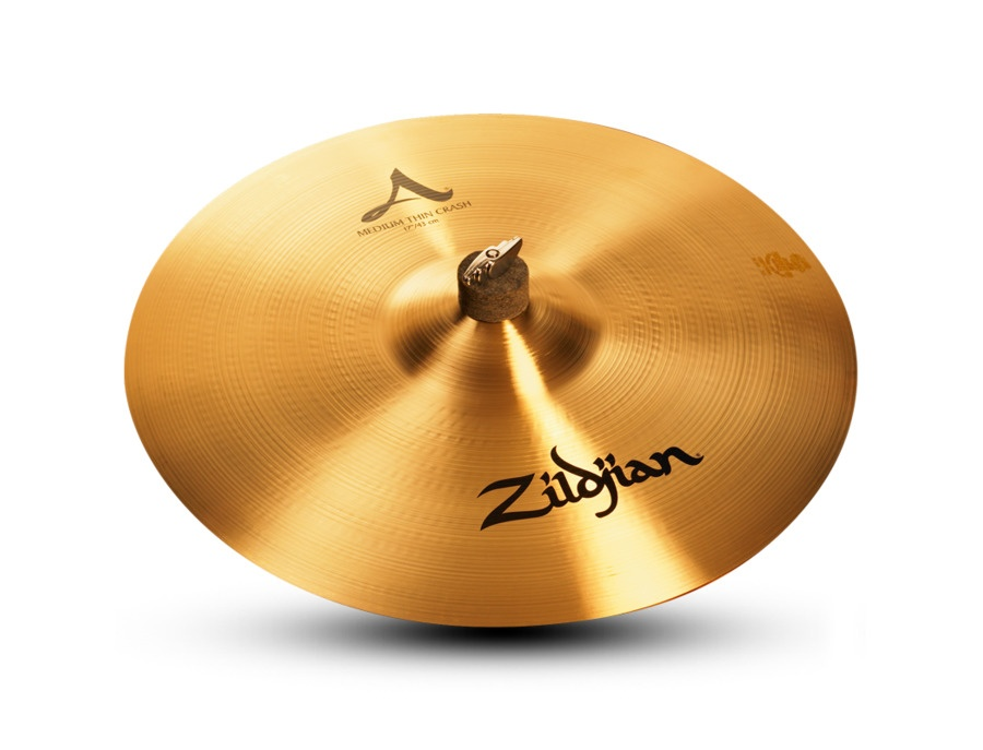 Zildjian 17 a medium thin crash xl