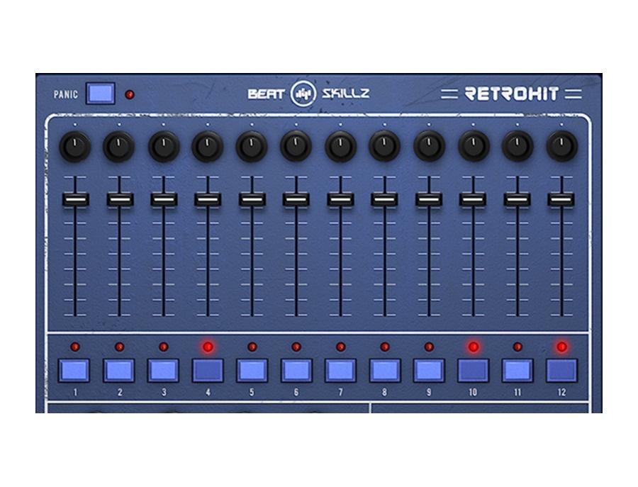 Beatskillz retro hit xl