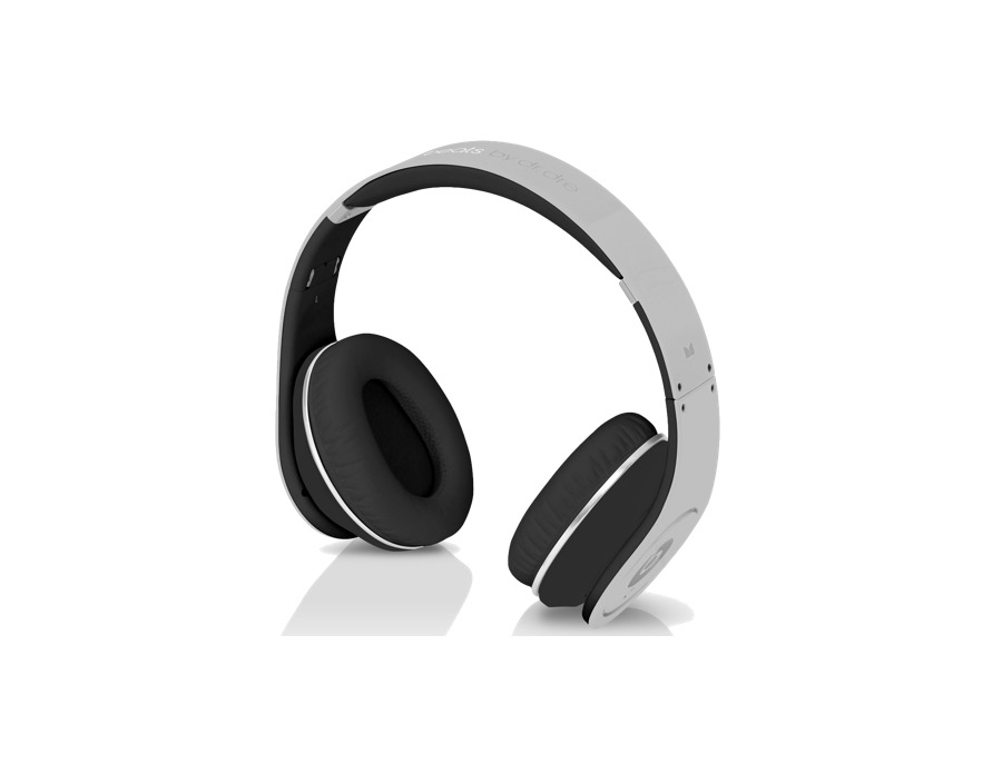Beats Studio Over-Ear Headphone (Silver)