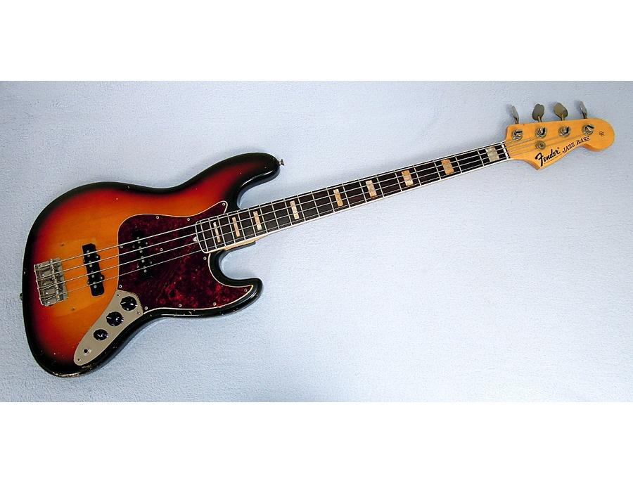 Fender jazz bass 69 xl