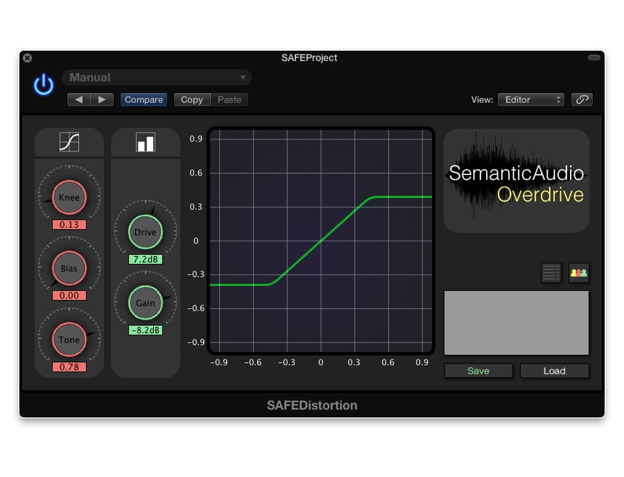 SAFE Semantic Audio Overdrive