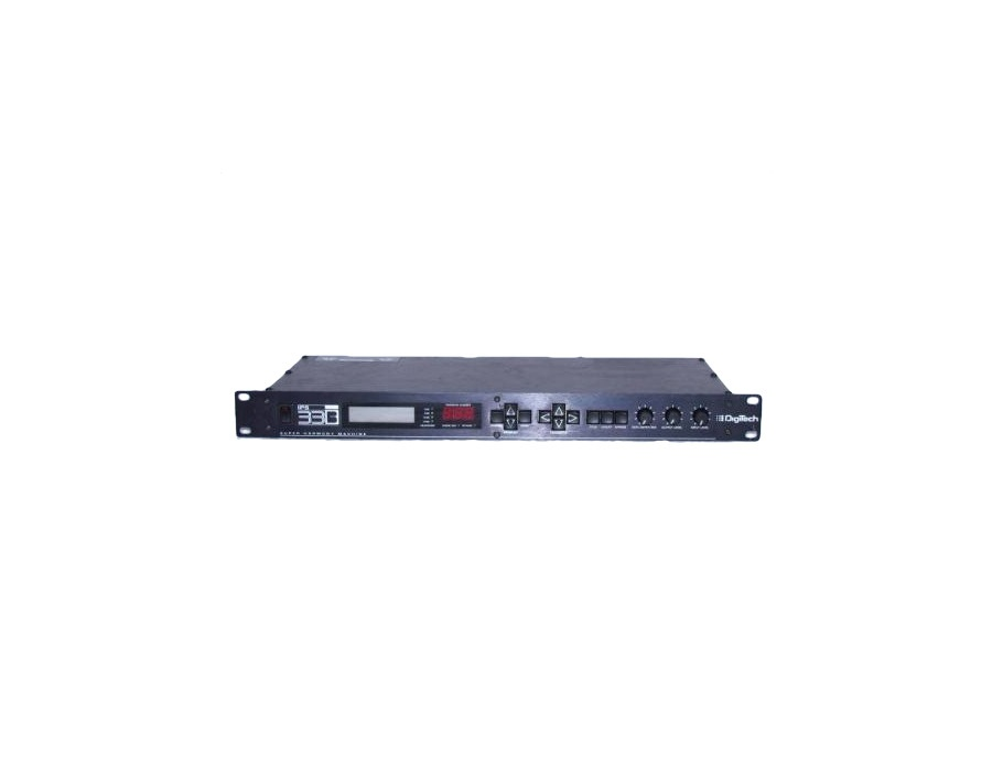 Digitech ips 33b super harmony machine xl