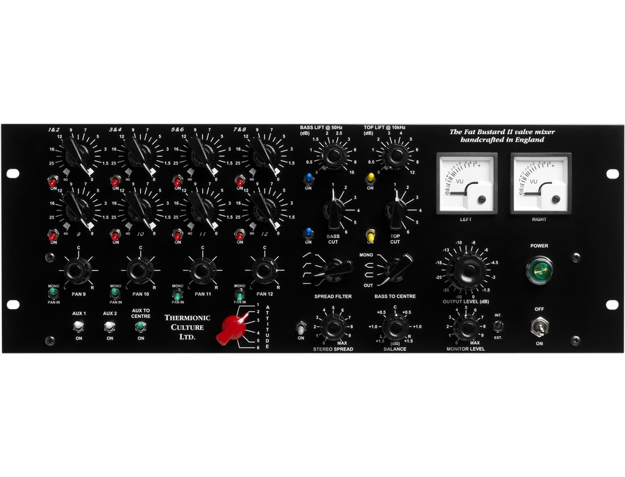 Thermionic Culture Fat Bustard MKII