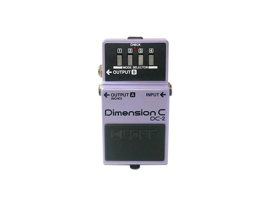 Boss DC-2 Dimension C