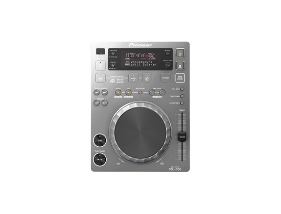 Pioneer CDJ-350-S Digital DJ Turntable