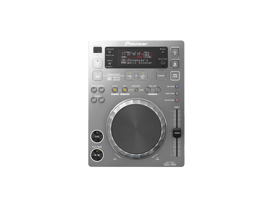 Pioneer CDJ-350-S Digital DJ Turntable