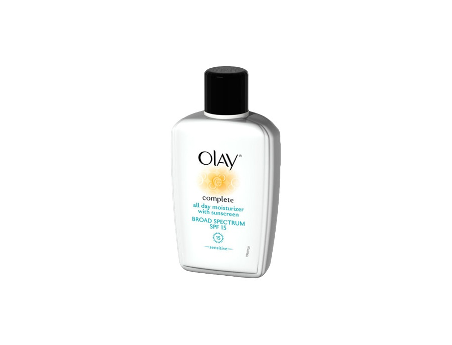 Olay Complete All-Day UV Moisturizer with SPF 15 for Sensitive Skin, 6 fl