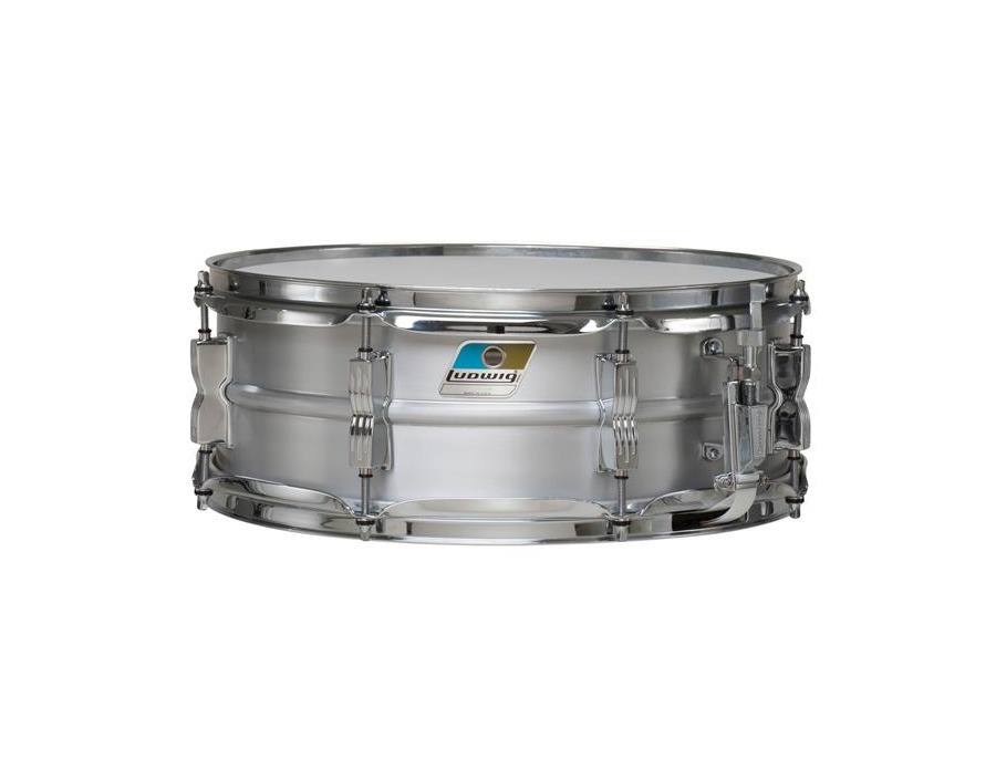 Ludwig acrolite 5x14 snare drum xl
