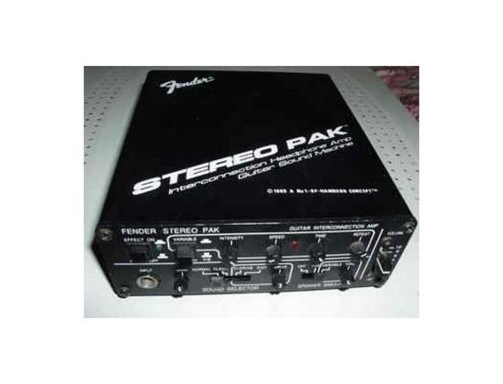Fender Stereo Pak