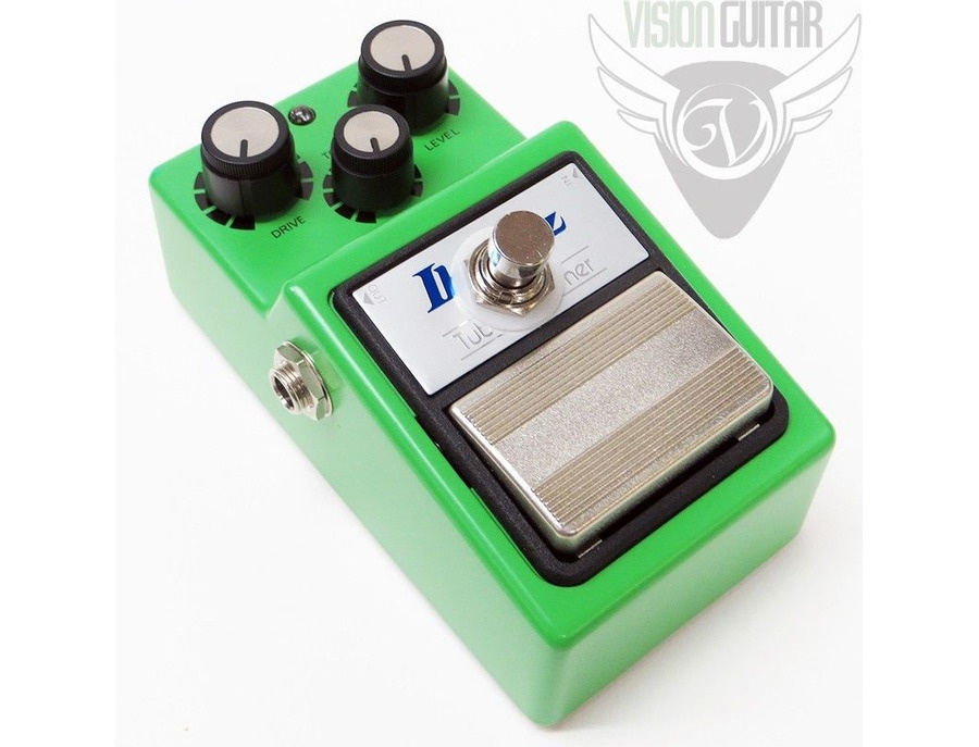 Keeley Modded Ibanez TS9 Mod Plus Tube Screamer