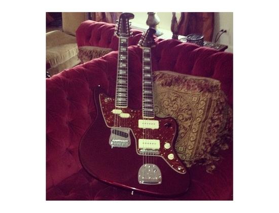 Fender Troy Van Leeuwen's Double-Neck Jazzmaster