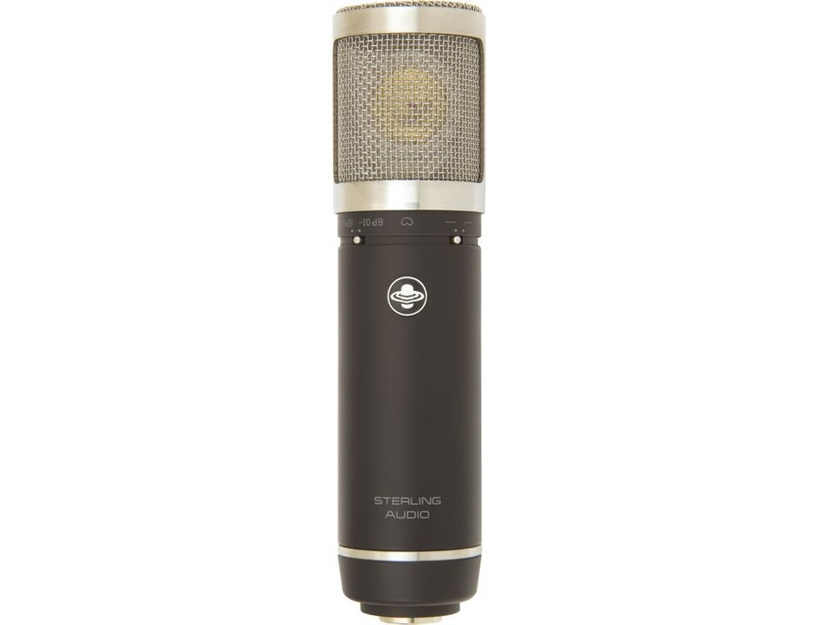 Sterling audio st55 large diaphragm fet condenser mic xl