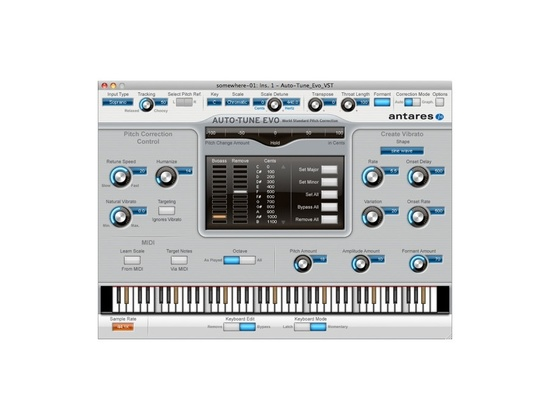Antares Auto-Tune Evo Pitch Correcting Plugin
