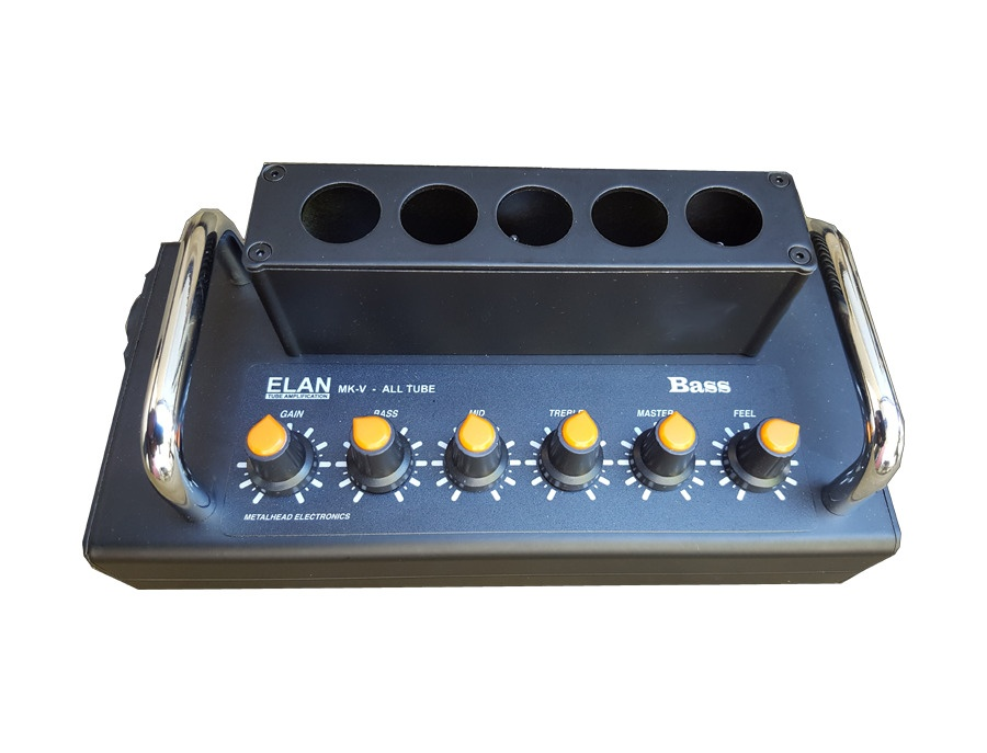 ELAN MK-5 All-Tube Bass Preamp