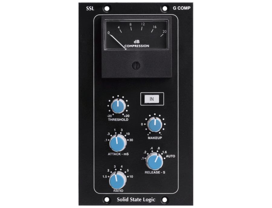 SSL Stereo Bus Compressor Module