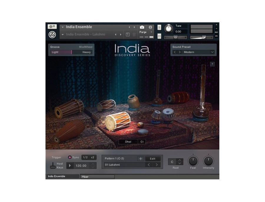 Native instruments discovery series india xl