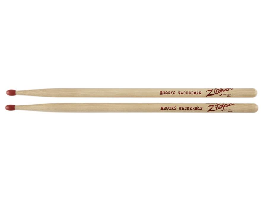 Zildjian brooks wackerman signature drum sticks xl