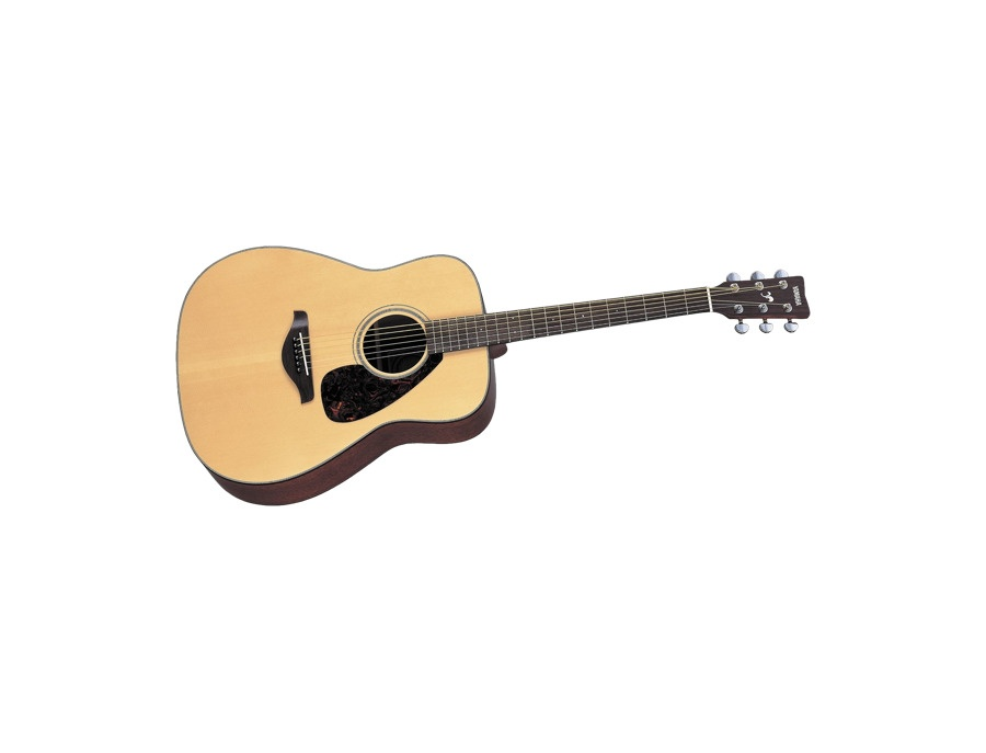 Yamaha fg700s folk acoustic guitar natural xl