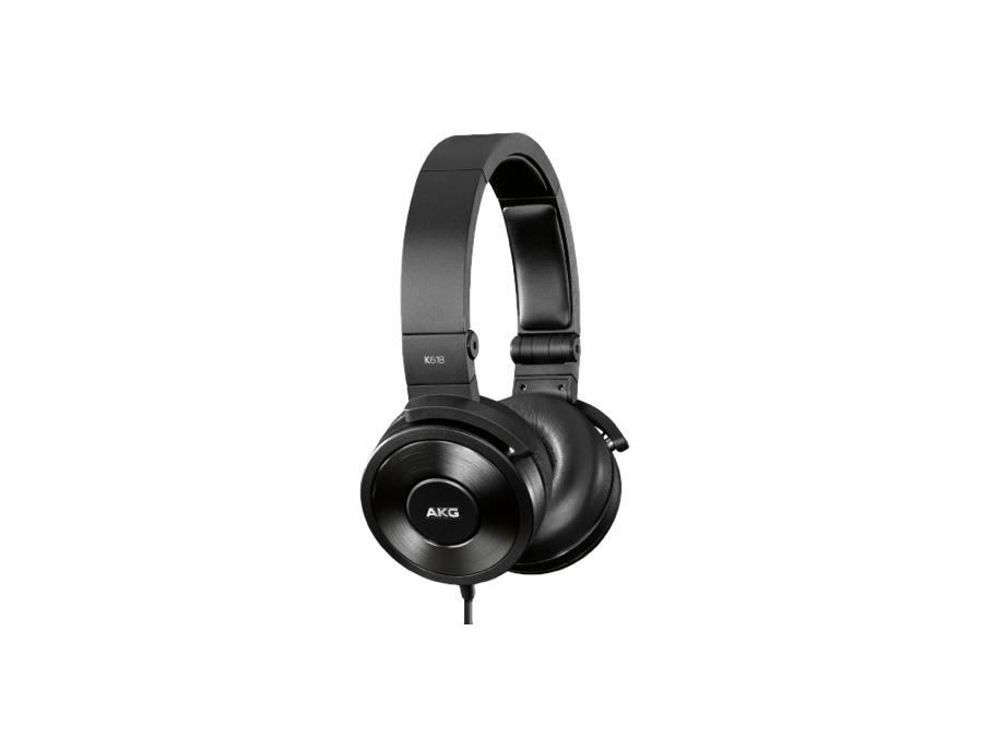 AKG K618DJ Headphones