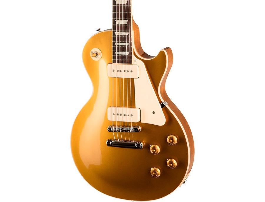 Gibson Les Paul Goldtop P90 Electric Guitar