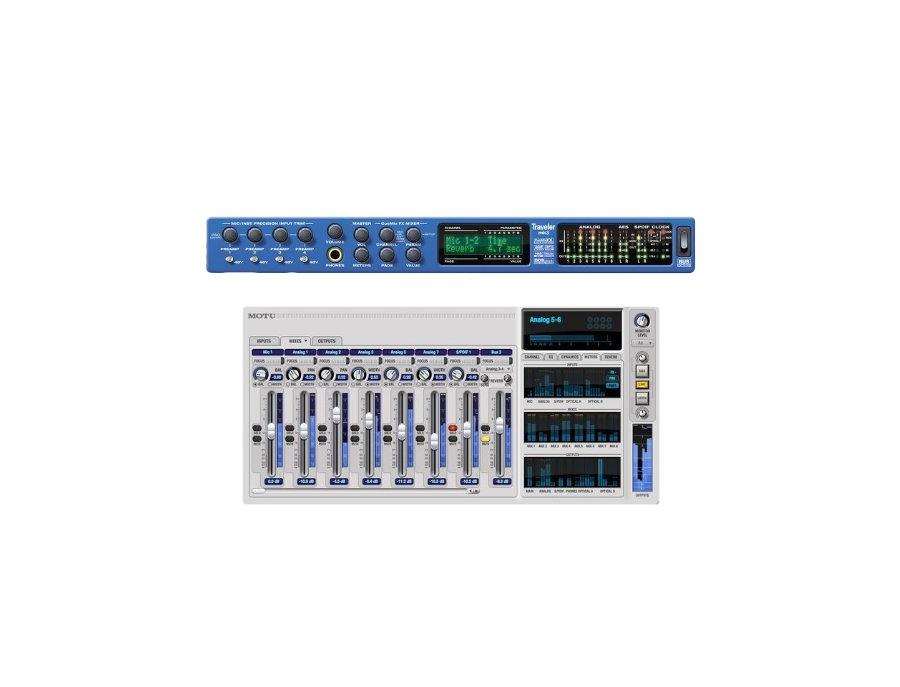 MOTU Traveler-mk3 FireWire Audio Interface