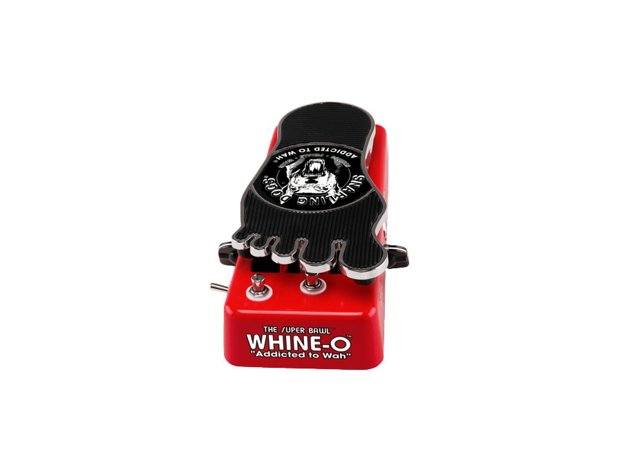 Snarling Dogs Super Bawl Whine-O Wah Pedal
